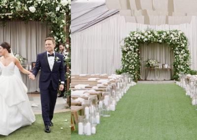 Lea Michele Wedding