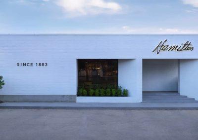 Hamilton Shirts Store Revitalization